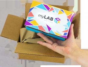 myLAB Box at home STD test kit mail-in