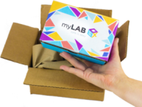 myLAB Box at home STD test kit