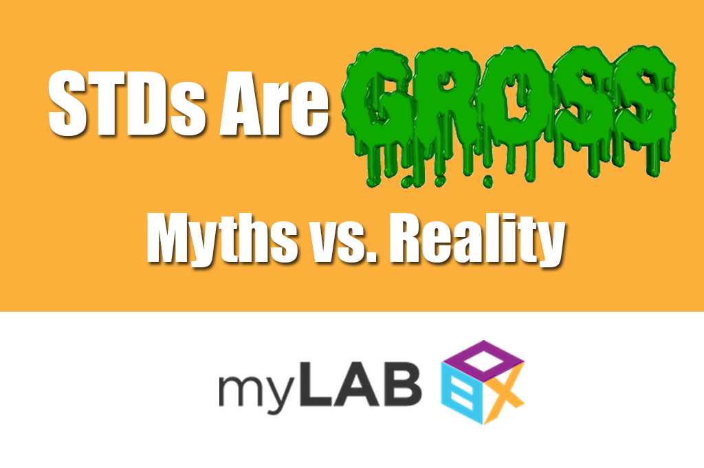 STDs are gross myths vs. reality