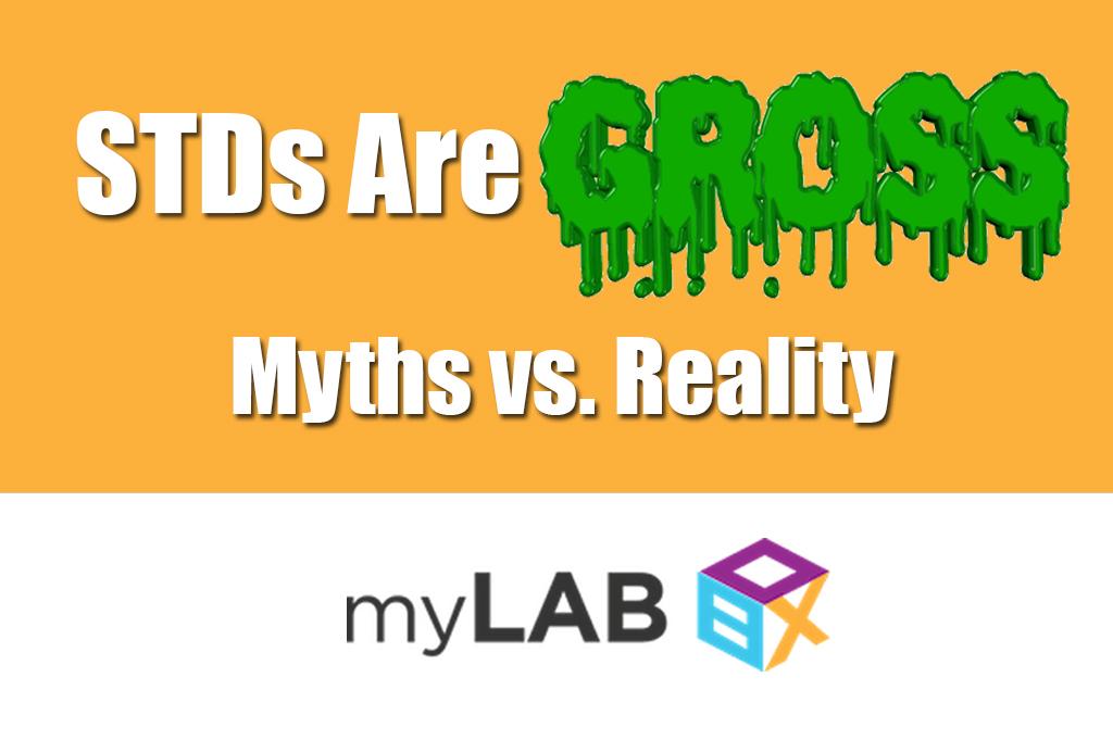 STDs are gross myths vs. reality