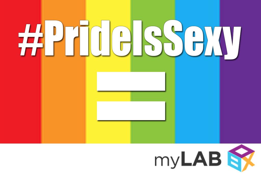pride hashtag