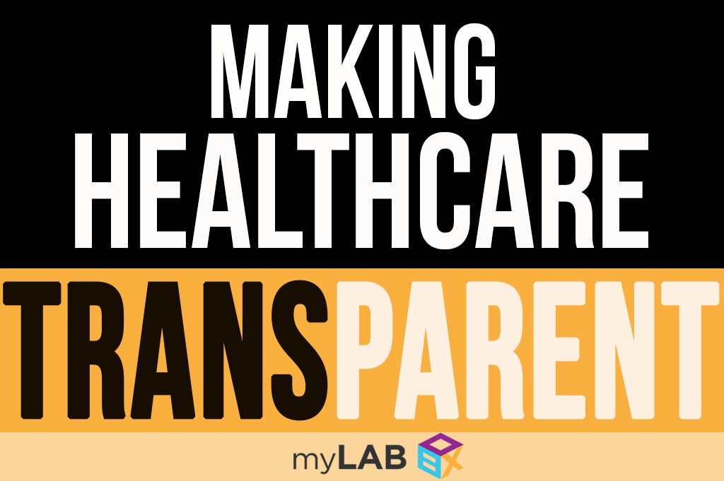 Making Trans Healthcare More Transparent myLAB Box