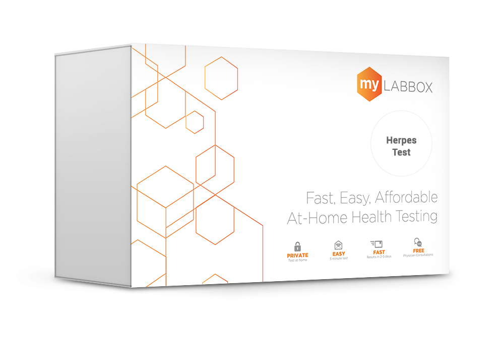 Genital herpes tested