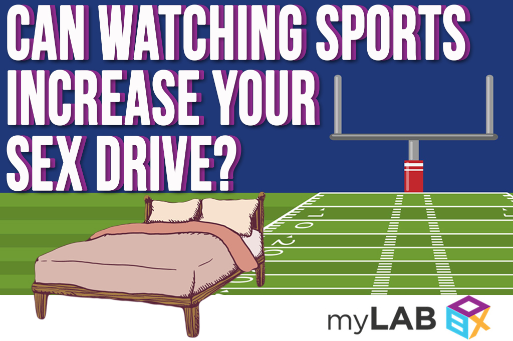 Can watching sports increase your sex drive?