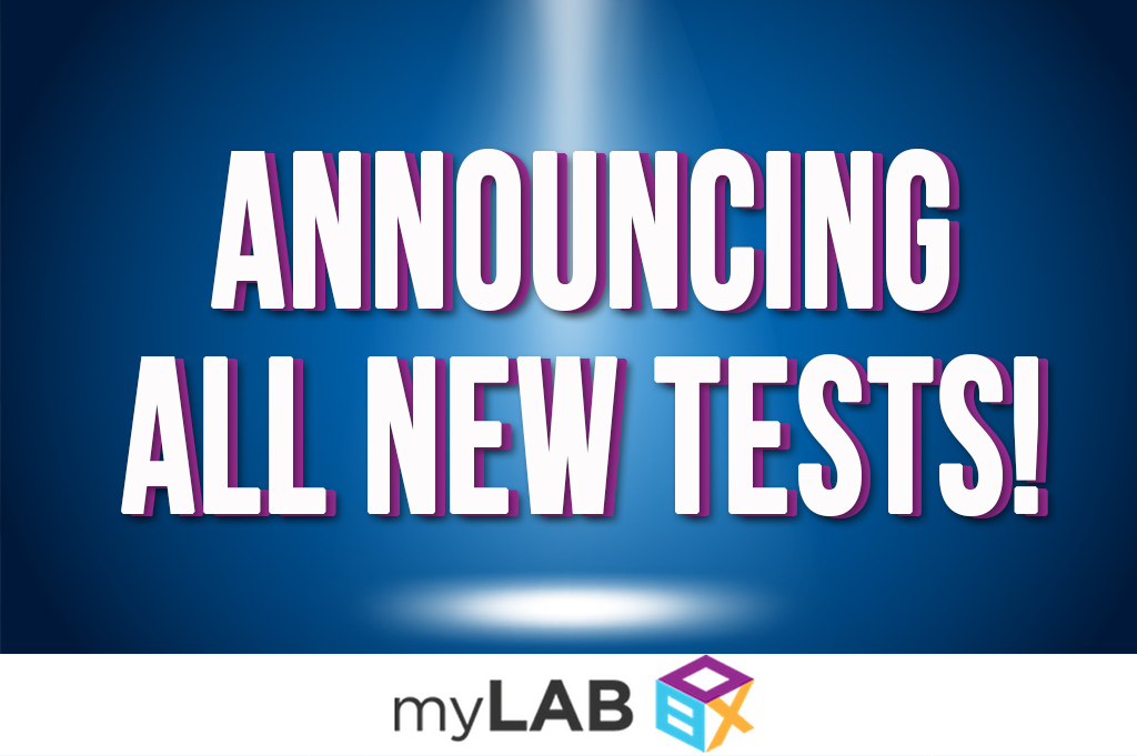 myLAB Box home std kits