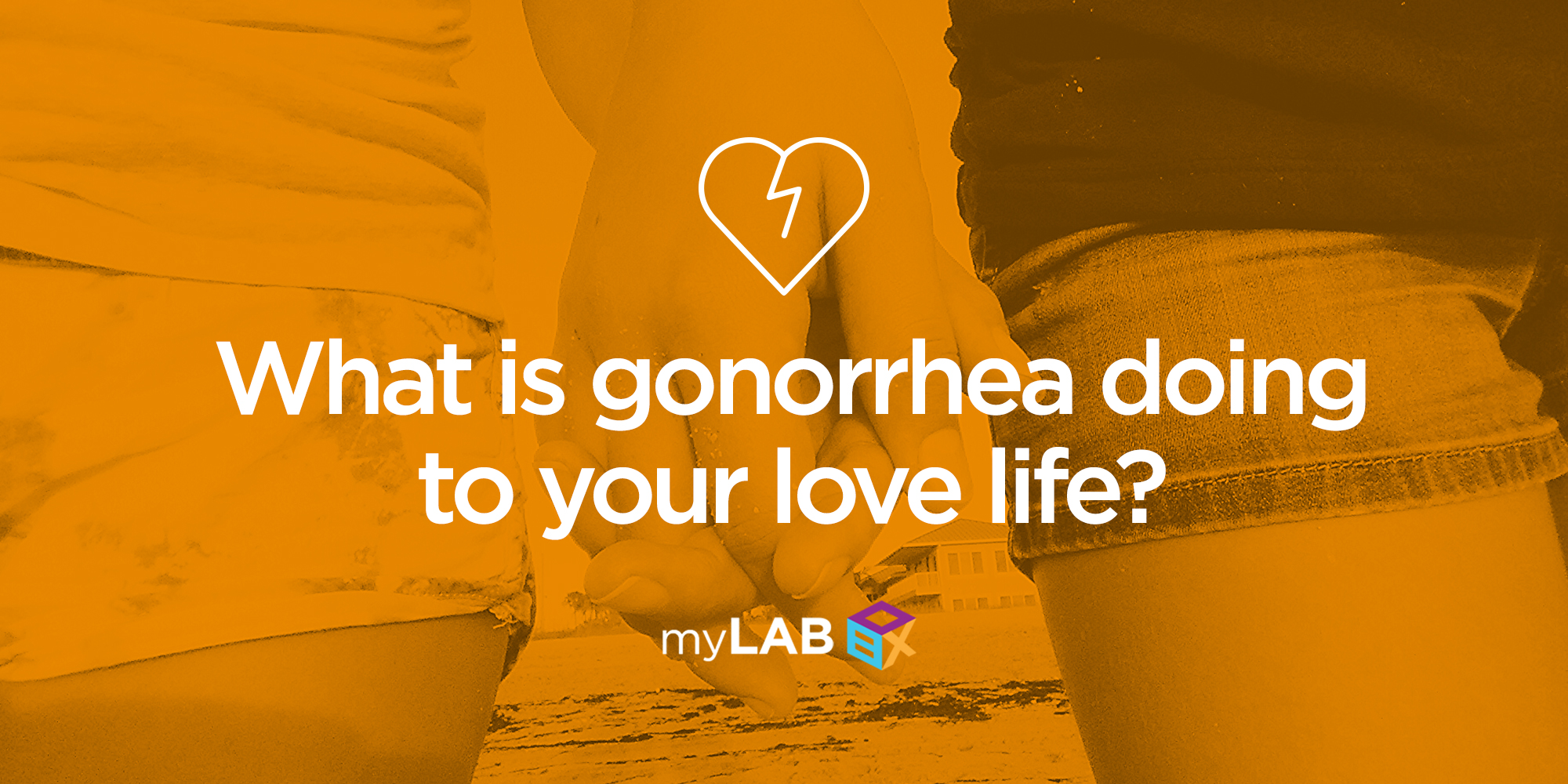 What is gonorrhea doing to your love life?