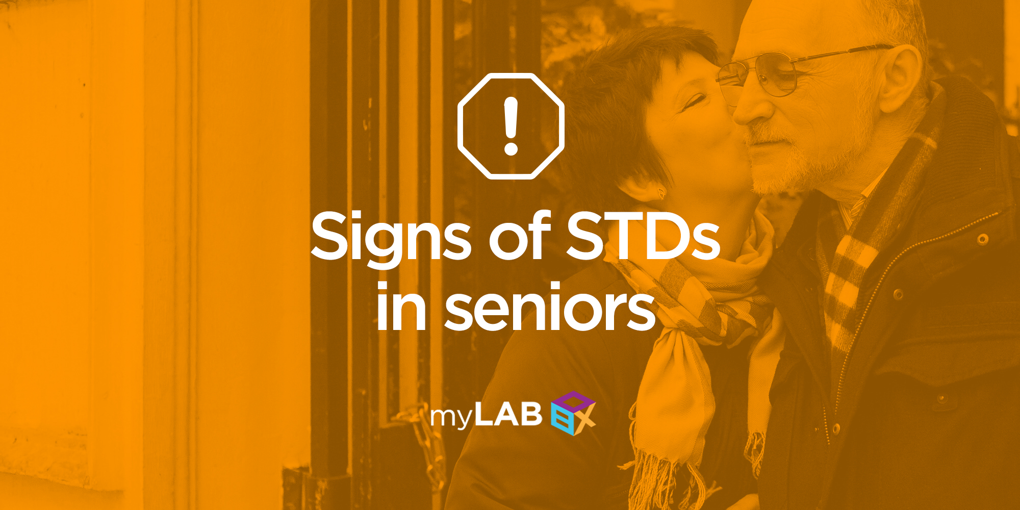 Signs of STDs in Seniors