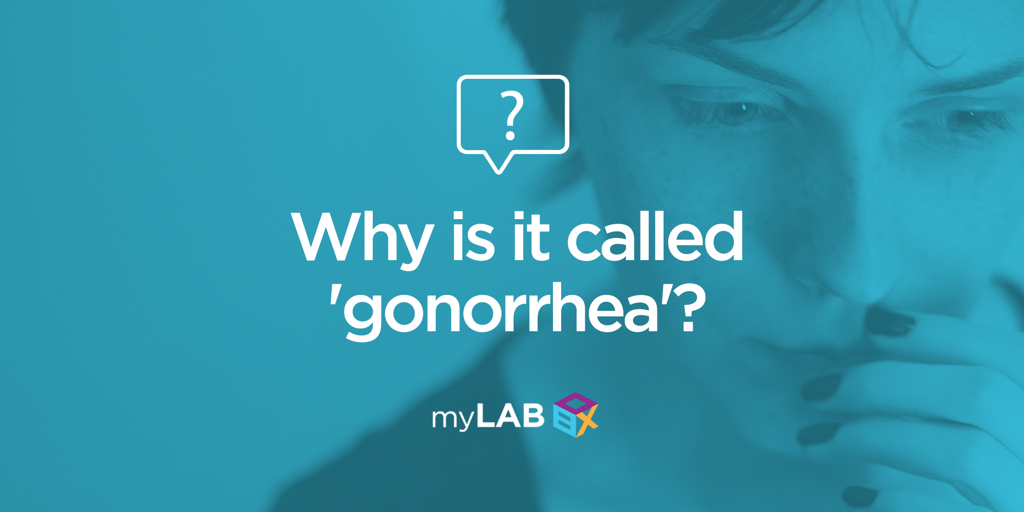 Why Is It Called 'Gonorrhea'?