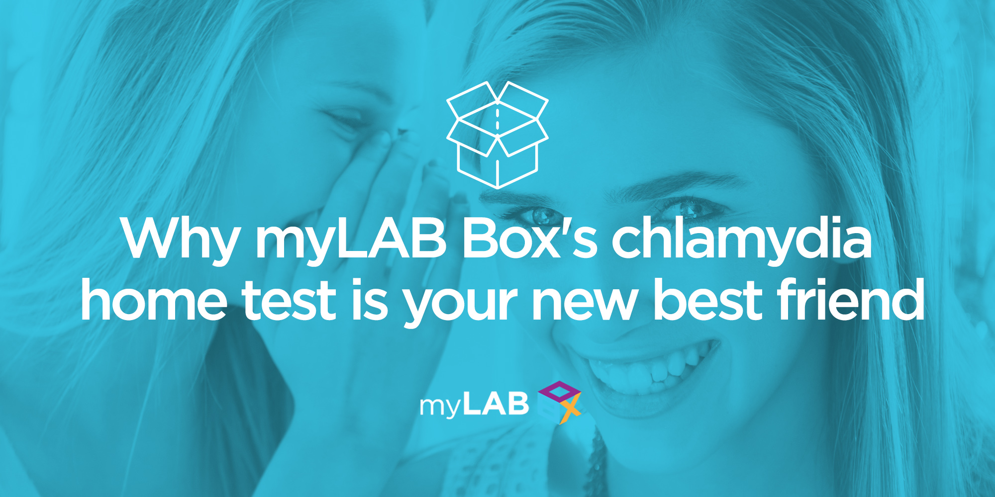 Why myLAB Box's chlamydia home test is your new best friend