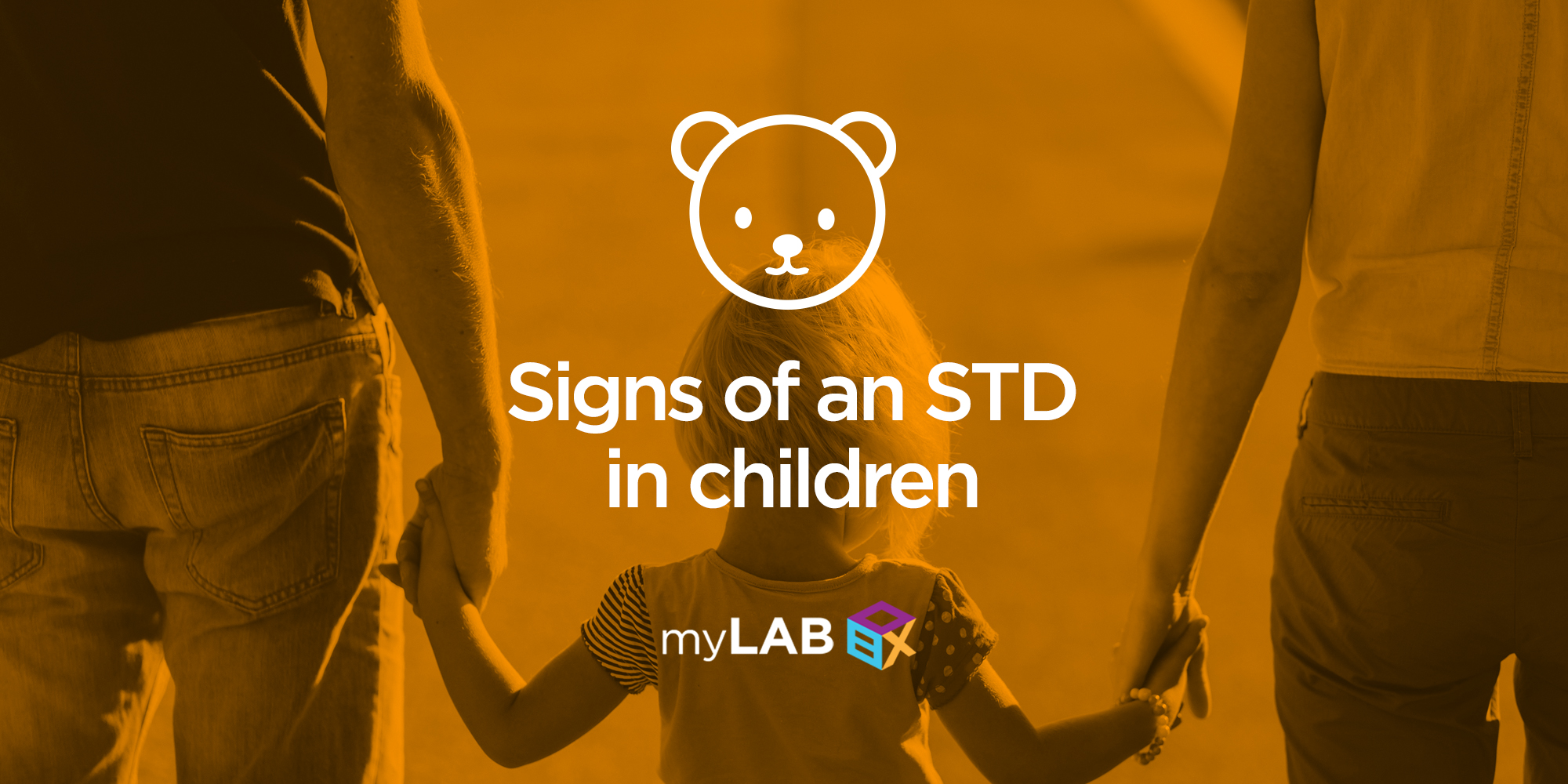 Signs of an STD in Children