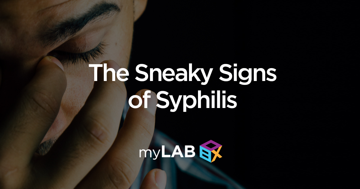 Signs of Syphilis
