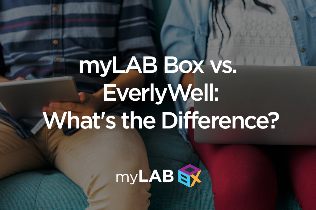 myLAB Box vs. EverlyWell: What's the Difference?