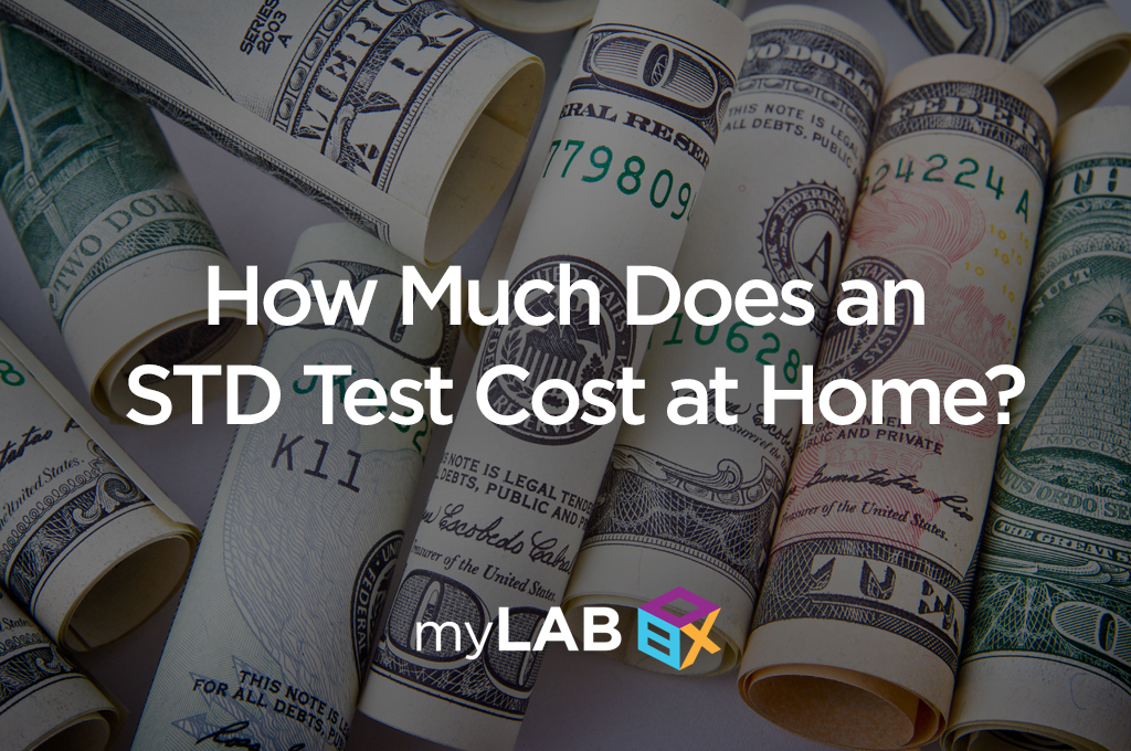 How Much Does an STD Test Cost at Home?