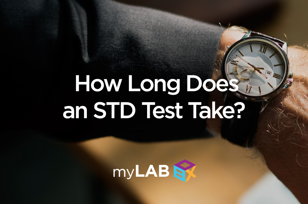 How Long Does an STD Test Take?