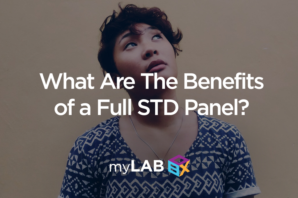 What are the benefits of a full std panel?