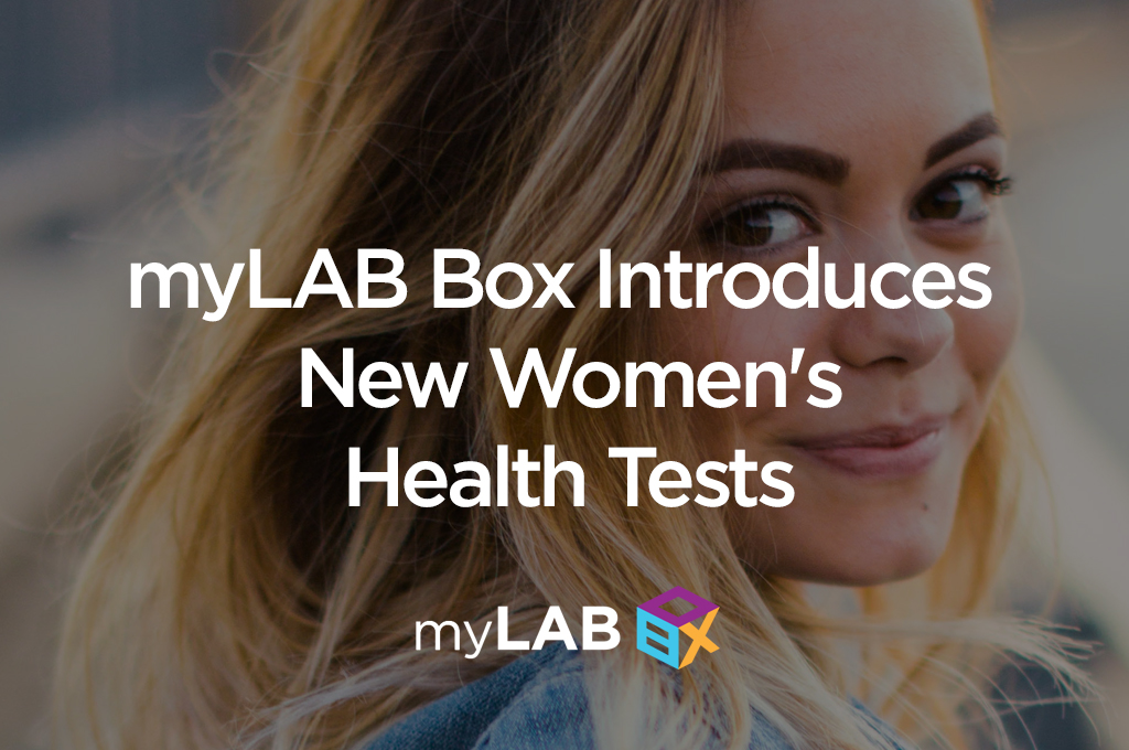 myLAB Box Introduces New Women's Health Tests