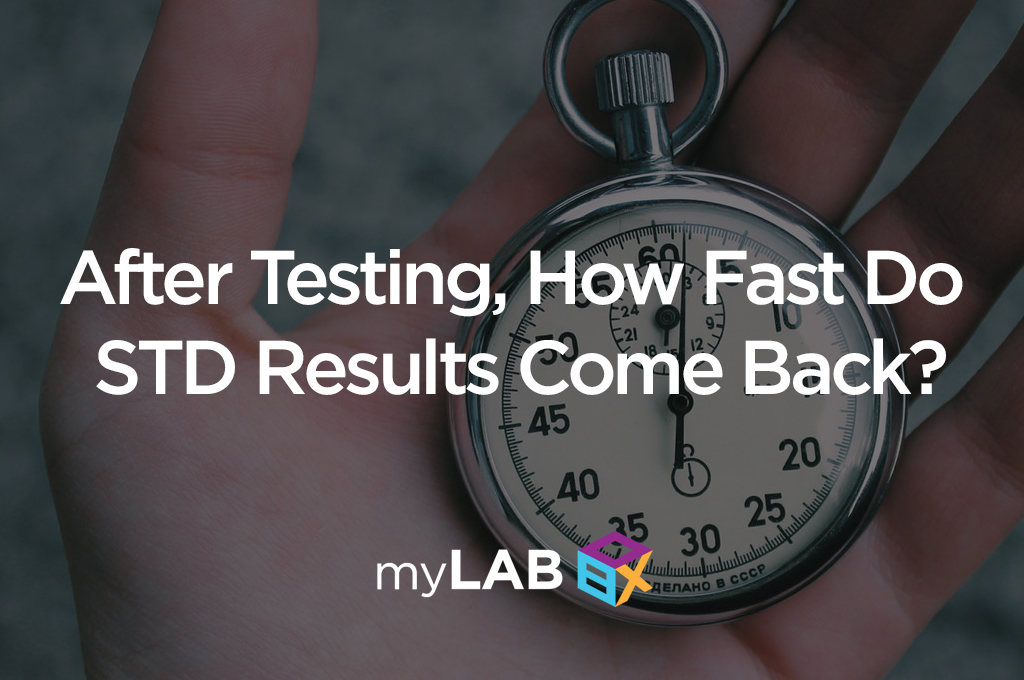 After Testing, How Fast Do STD Results Come Back?