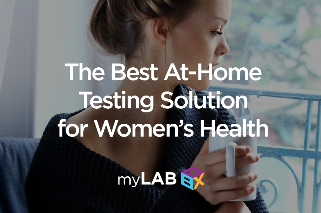 The Best At-Home Testing Solution for Women's Health