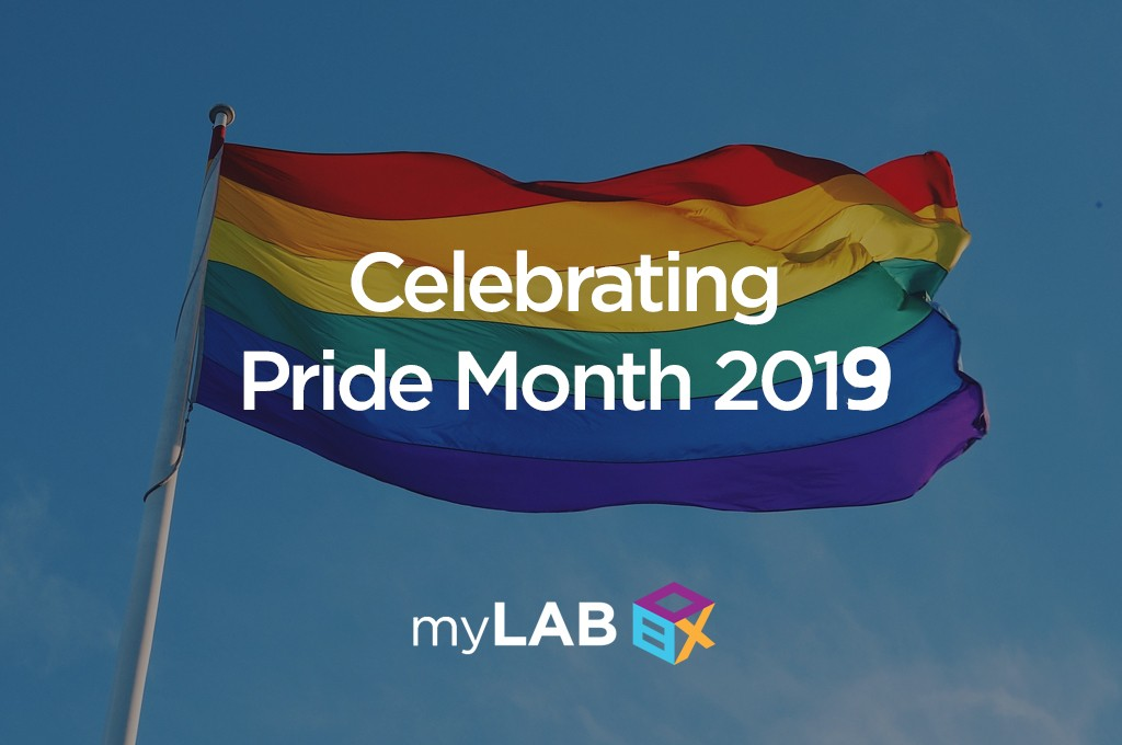 Celebrating Pride Month 2019