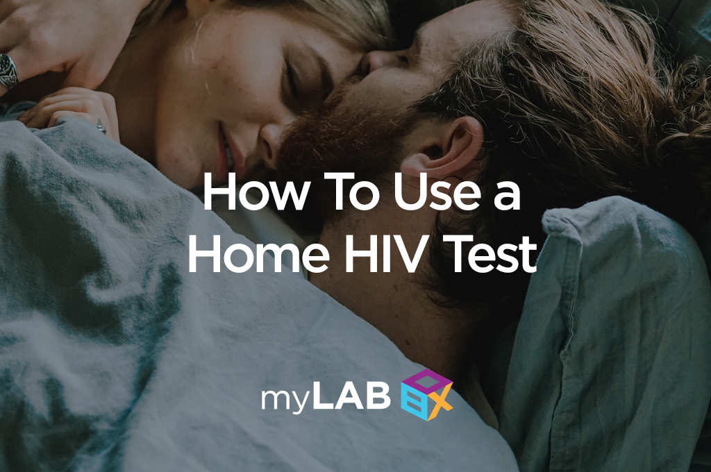 How To Use a Home HIVTest