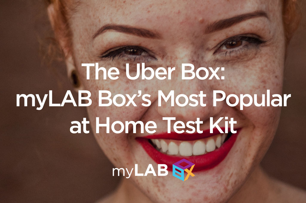 The Uber Box: MyLAB Box's Most Popular at Home Test Kit