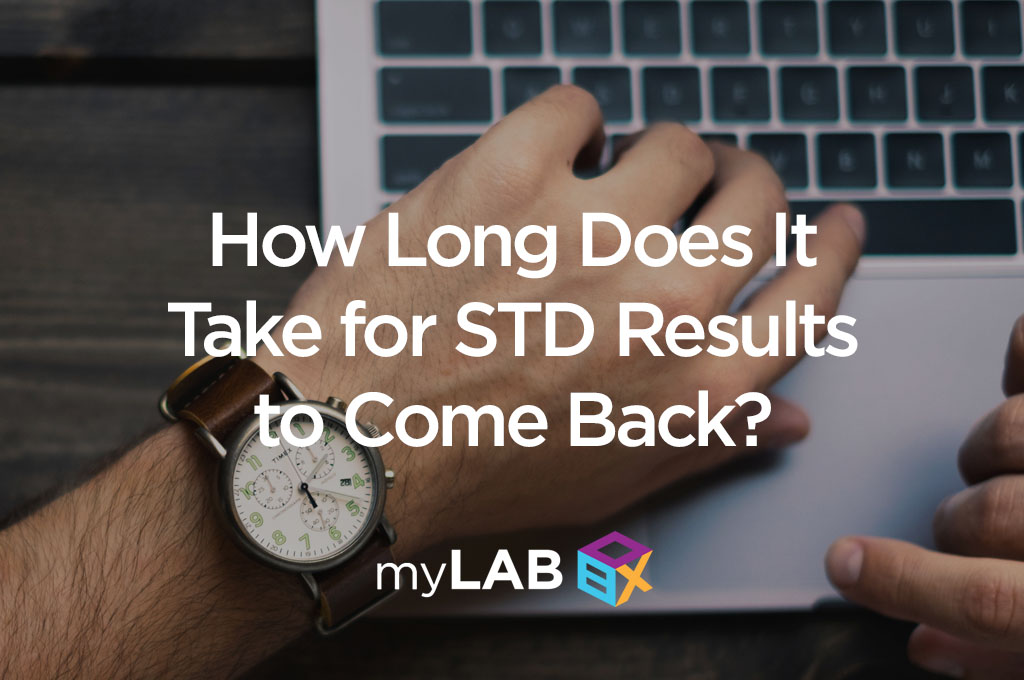 How Long Does It Take for STD Results to Come Back?
