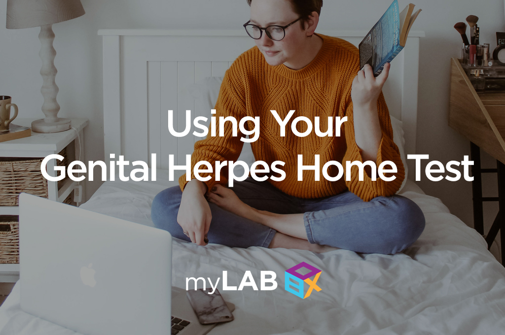 Using Your Genital Herpes At Home Test