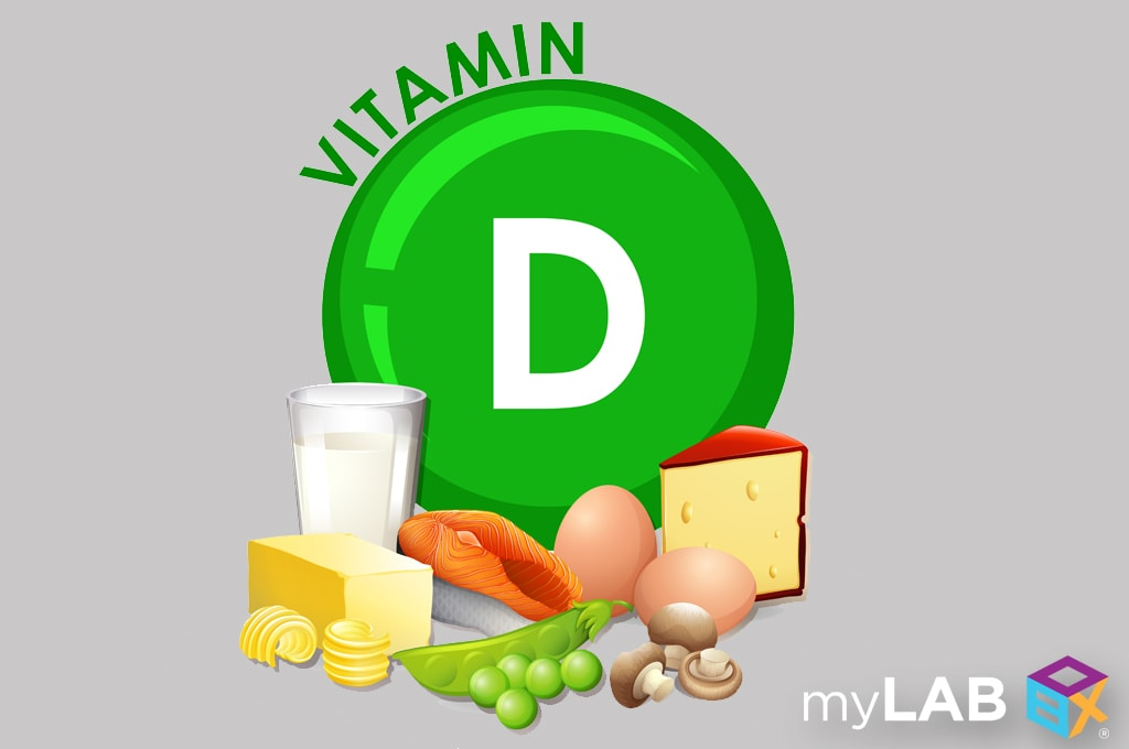 Vitamin D testing at home