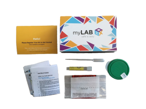 At Home STD Test Kits myLAB Box