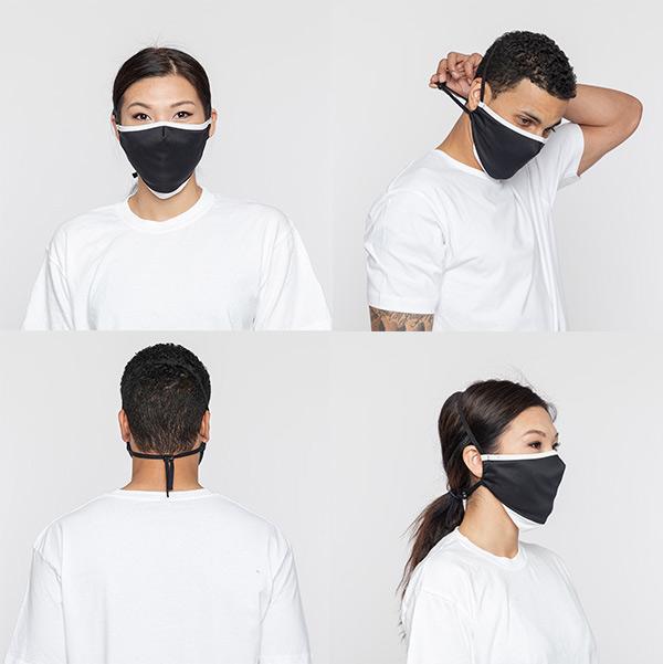 face-mask anti-viral anti-microbial