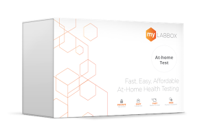 mylab box at home test kit