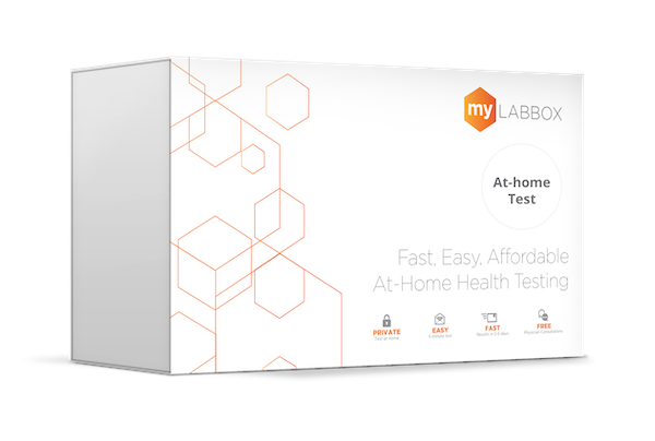 mylabbox test box